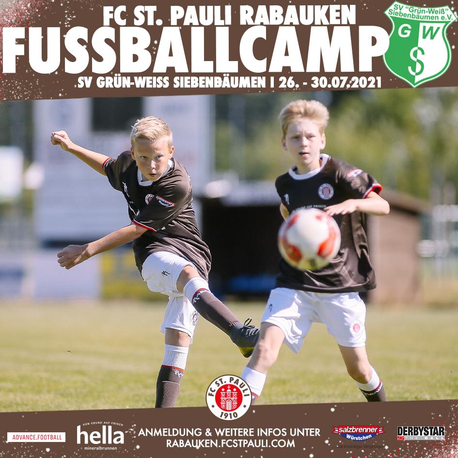 FC St. Pauli Rabaukencamp 2021